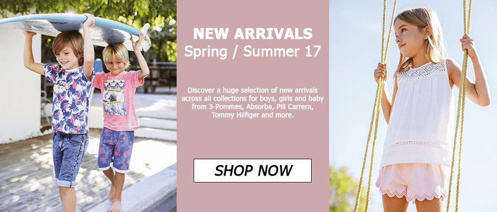 Bumpalumpa Designer Baby Clothes Spring/Summer 17