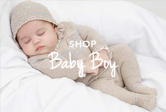 Shop for baby boys designer clothes