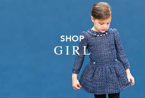 Shop for girls designer clothes