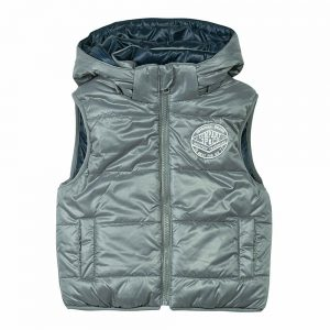 Image of 3 Pommes Boys Reversible Gilet