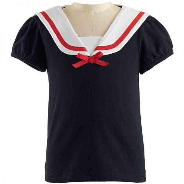 Rachel Riley Girls Sailor Top