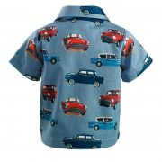 Rachel Riley Vintage Car Shirt