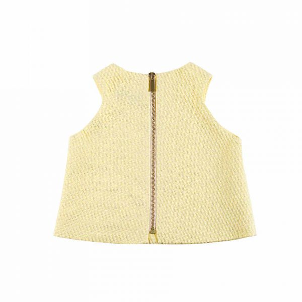 Pili Carrera Girls Lemon Outfit