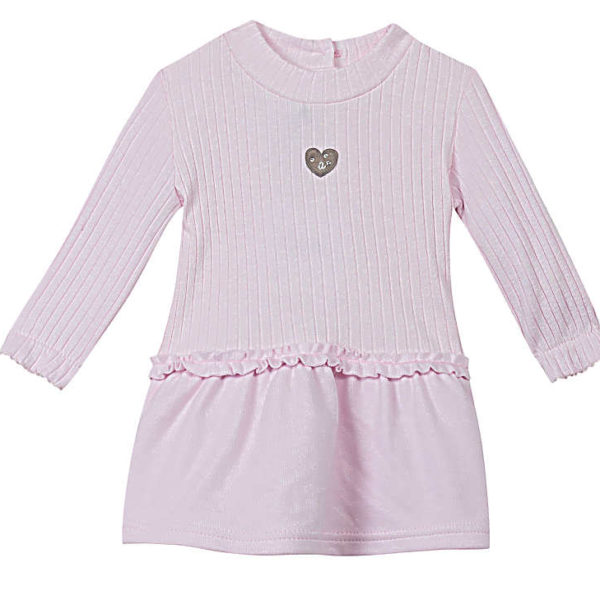 Absorba Baby Girls Pink Dress