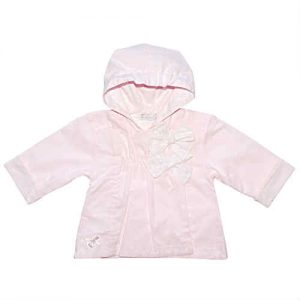 Coco Baby Girls Pink Jacket