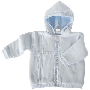 Pex Baby Boys Blue Jacket