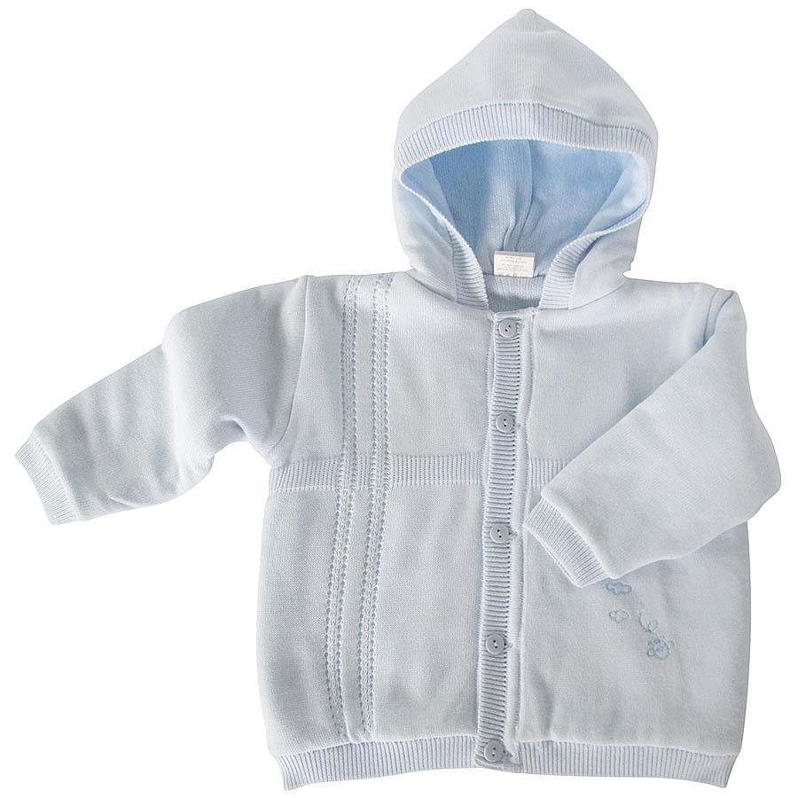 Pex Baby Boys Blue Jacket