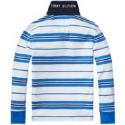 Tommy Hilfiger Boys Long Sleeve Rugby Shirt