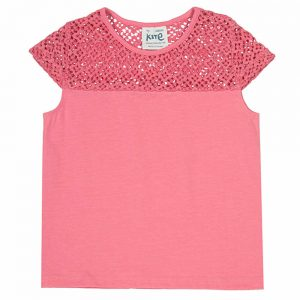 Kite Girls Pink Top