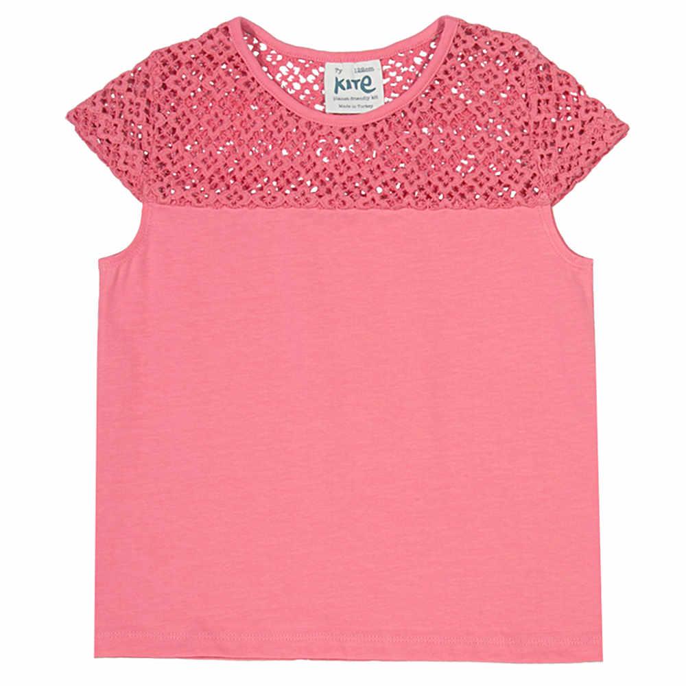 Kite Girls Pink Top