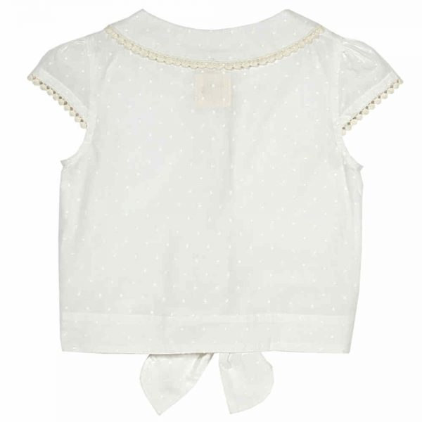 Kite Girls White Blouse
