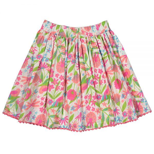 Kite Girls Reversible Flamingo Skirt