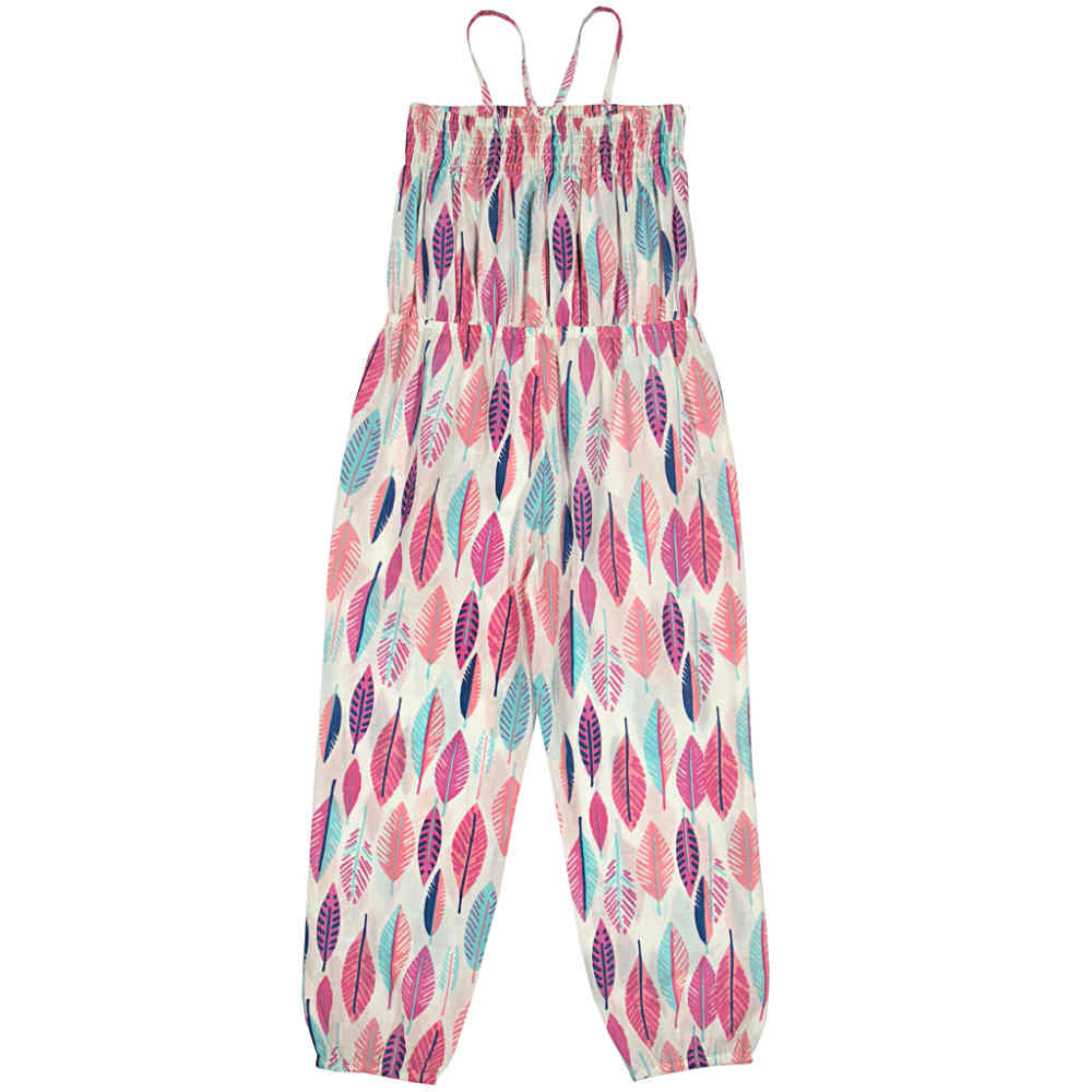 Kite Girls Pink Jumpsuit