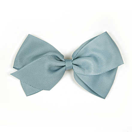 Verity Jones Turquoise Bow Hair Clip
