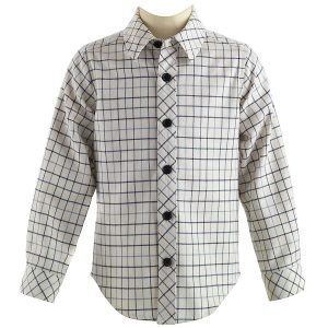 Rachel Riley Traditional English Boys Shirt.