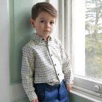 Boys Corduroy Trousers