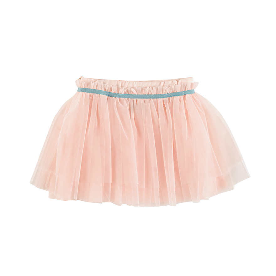 Pili Carrera Girls Peach Outfit