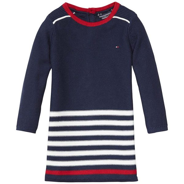 Tommy Hilfiger Girls Jumper Dress