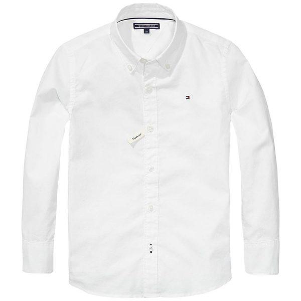 Tommy Hilfiger Boys White Shirt