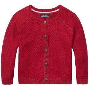Tommy Hilfiger Girls Cardigan