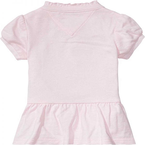 Tommy Hilfiger Baby Girls Pink Dress