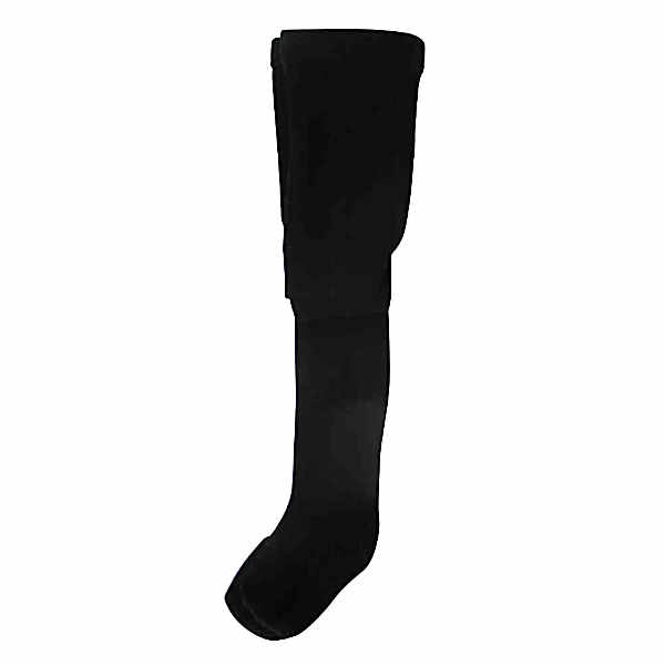 Carlomagno Girls Black Tights