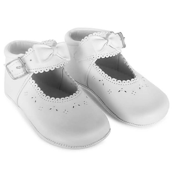 Fofito Baby Girls Pre Walking Shoes