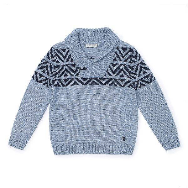Pili Carrera Boys Knitted Jumper