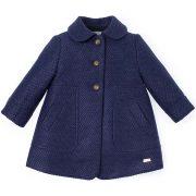 Pili Carrera Little Girls Coat and Bonnet