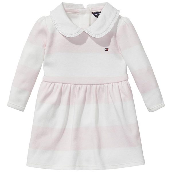 Tommy Hilfiger Baby Girls Rugby Dress