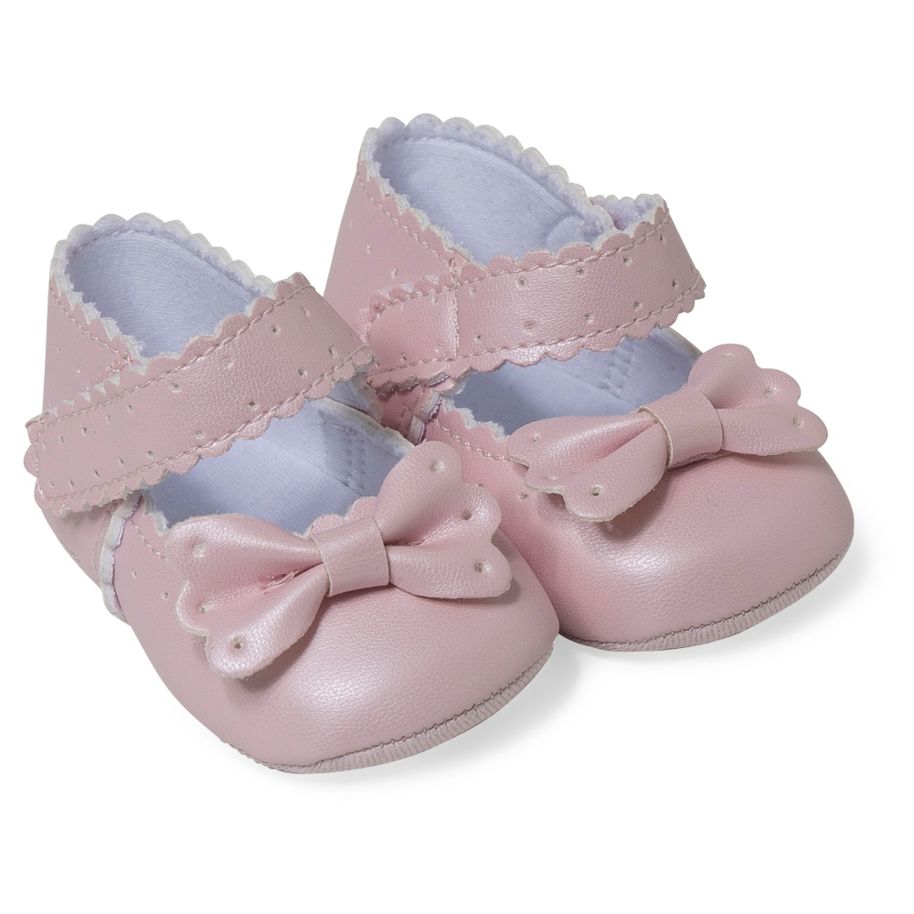 Absorba Baby Girls Pink Pre Walking Shoes