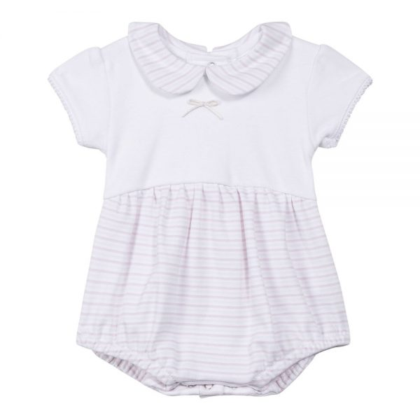 Absorba Baby Girls Pink Stripe Shortie
