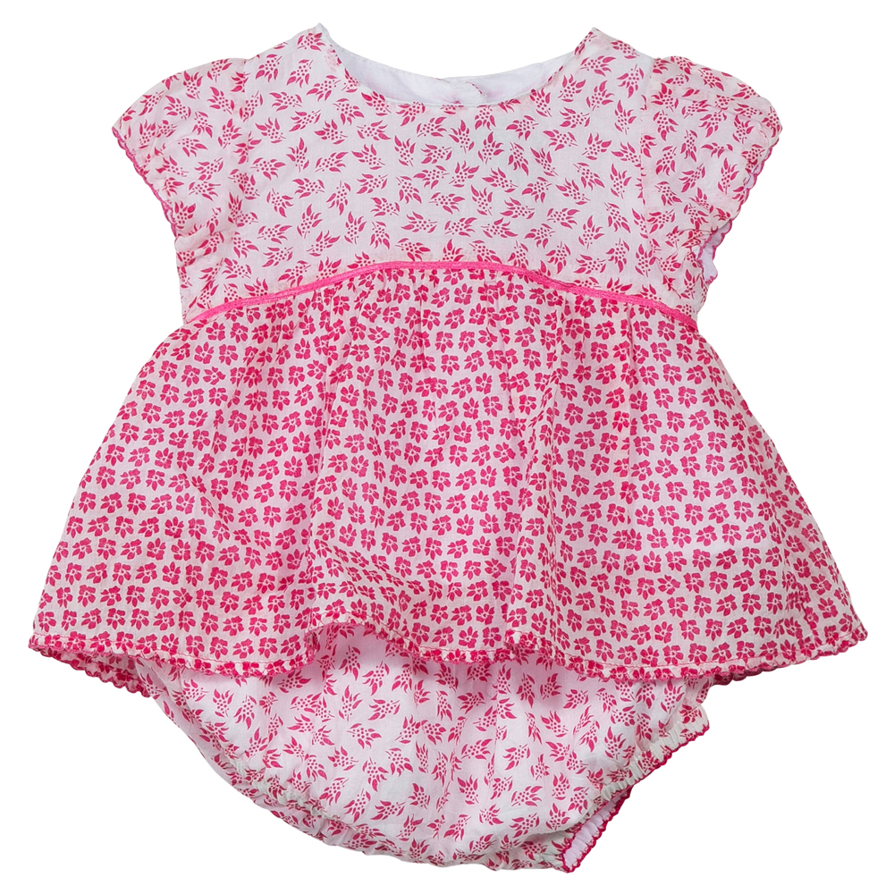 Absorba Baby Girls Pink Summer Dress