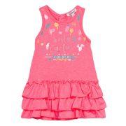 3 Pommes Baby Girls Pink Jersey Dress