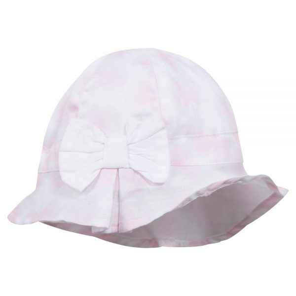 Absorba Baby Girls Pink Sun Hat