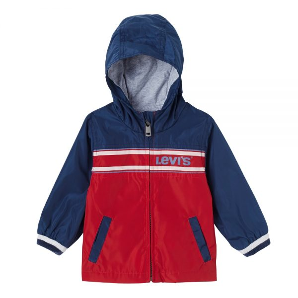 Levi's Baby Boys Red Waterproof Jacket