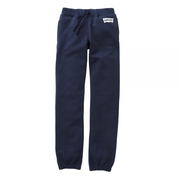 Levis Boys Navy Blue Jogging Bottoms