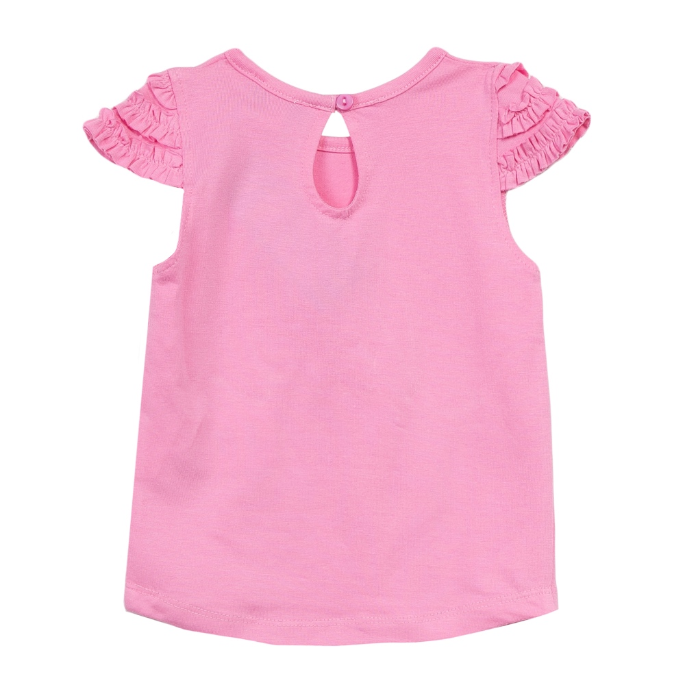 Baby Girls Pink Top