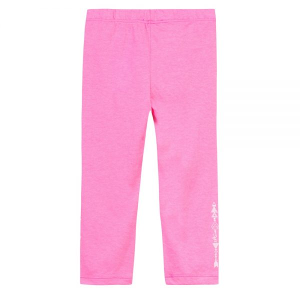 3 Pommes Girls Pink Leggings
