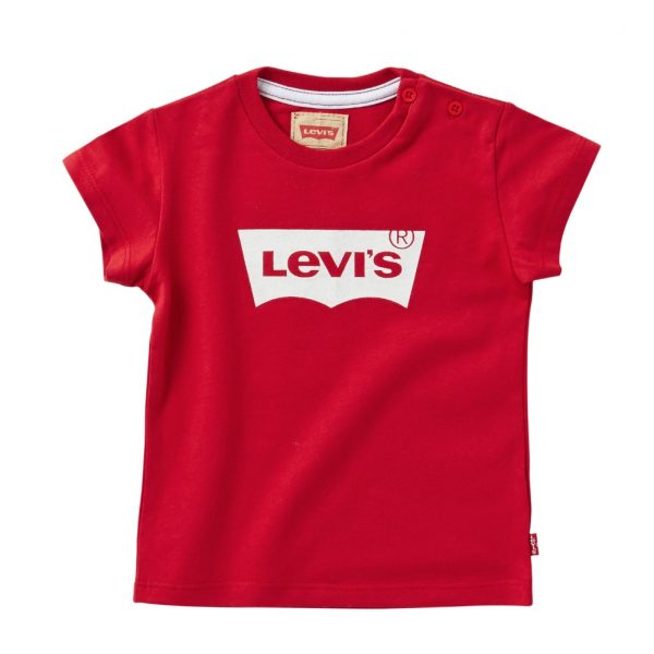 Levi's Baby Boys Red T-shirt