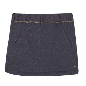 3 Pommes Girls Grey Skirt