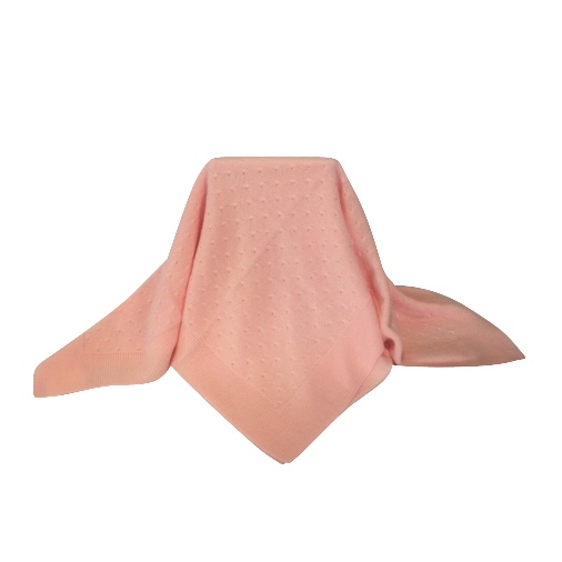 Coco Baby Girls Pink Blanket