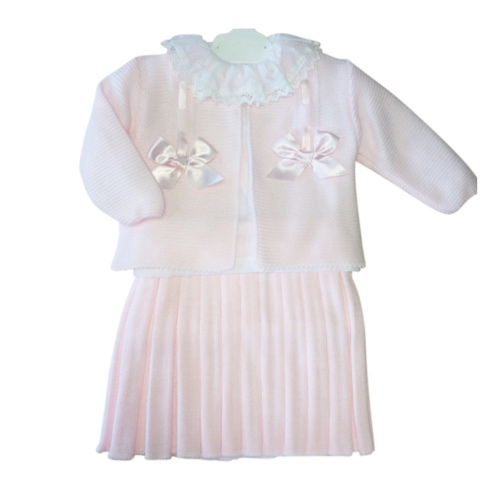 Baby Girls Pink Outfit