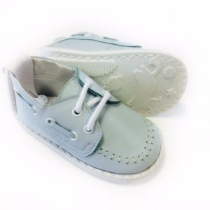 Pex Baby Boys Blue Shoes