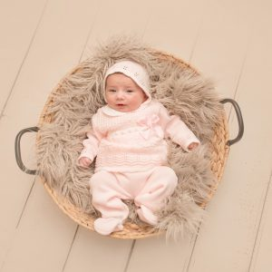Baby Girls Pink 3 Piece Set