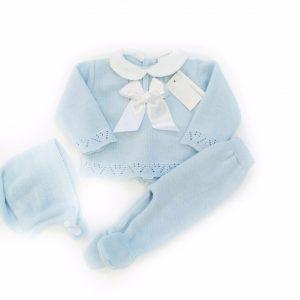 Baby Blue 3 Piece Set
