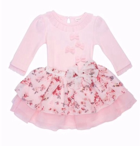 Mintini Baby Girls Outfit