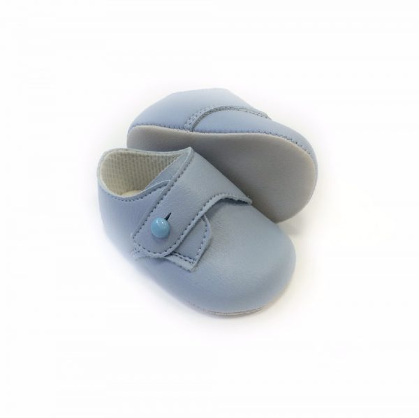 Baypods Baby Boys Blue Shoes
