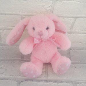 Pink Bunny Rabbit Soft Toy