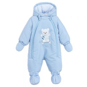 Mintini Baby Boys Snowsuit